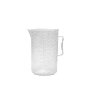 ظرف پلاستیکی 2 لیتری دسته دار