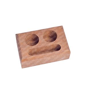 جای تیزابی چوبی