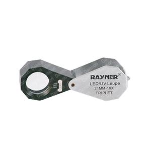 ذره بین چراغ دار RAYNER 10X